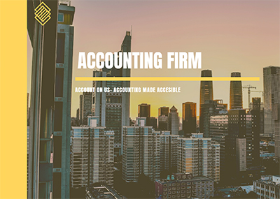 Accounting Template