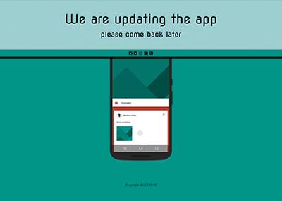 App Updating Template