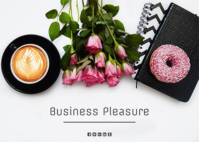 Business Pleasure Template