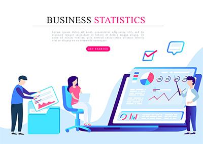 Business Statistics Template