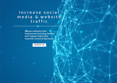 Digital Marketing Consulting Template