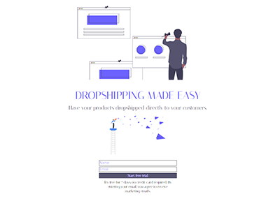 Dropshipping Template