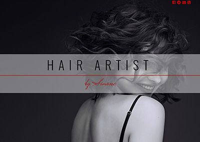 Hair Artist Template