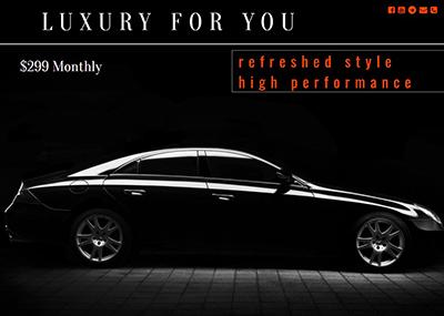 Luxury Cars Template