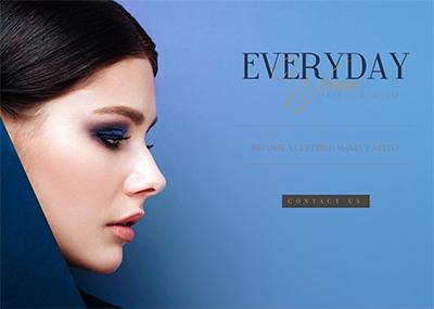 Makeup Academy Template