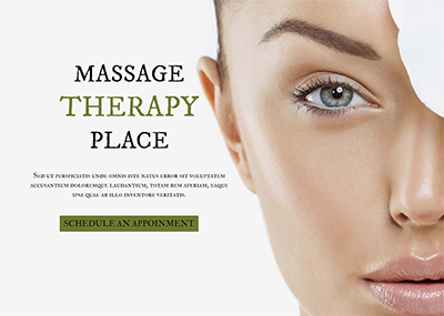 Massage Therapy Place Template