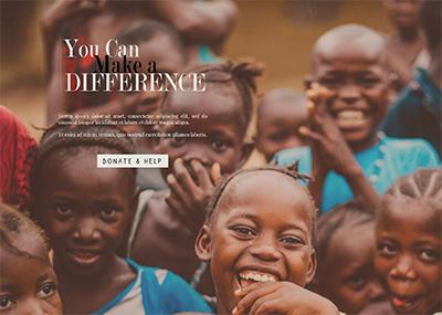 Nonprofit Organization Template