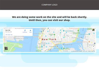 Online shop Template