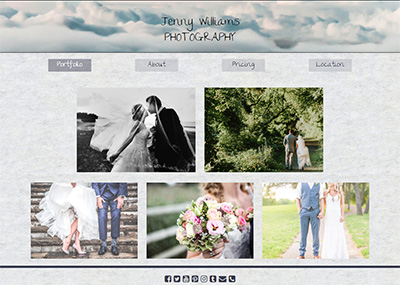 Photography Template Template