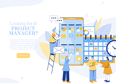 Project Manager Template