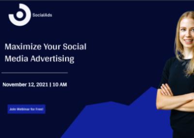 Social Media Advertising Template