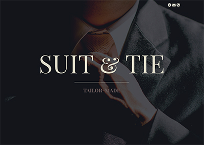 Tie Business Template
