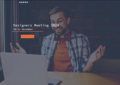 Virtual Event Template