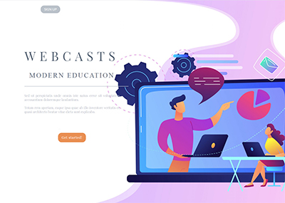 Webcast Template